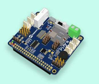 PiArm: Servo Shield Module