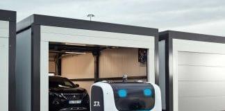 Stan: A valet parking robot