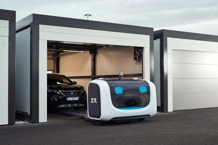 Stan: A valet parking robot
