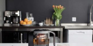 Teplo: The Smart Tea Maker