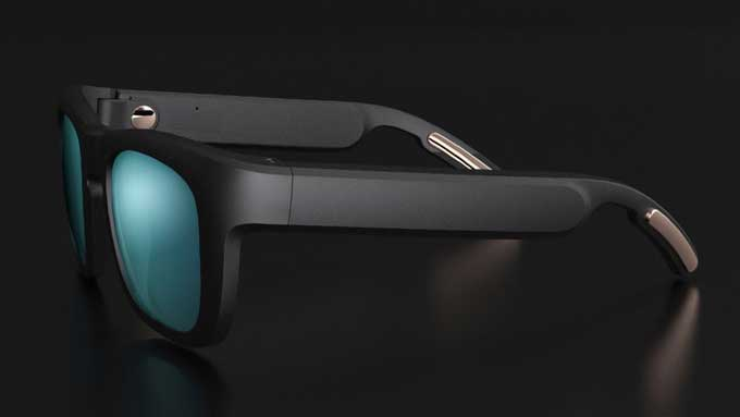 Mutrics: Stylish Smart Music Glasses