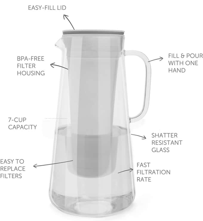 LifeStraw Home: Key features