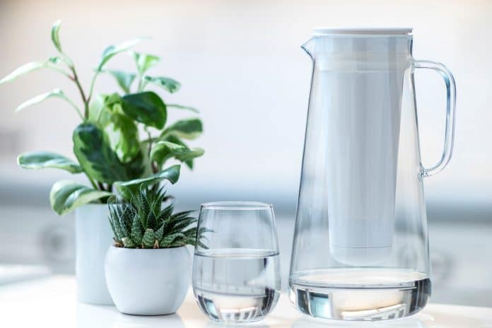 LifeStraw Home: Advanced Glass Water Filter Pitcher