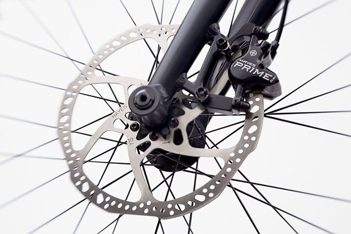 Cafe Moto Disc Brake