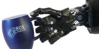 A dexterous robotic hand can move the same as a human hand