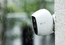 EZVIZ C3A: A wire-free, battery-powered security camera