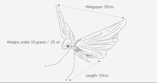 MetaFly Specifications