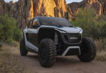 Nikola NZT: A fast, futuristic off-road Electric vehicle
