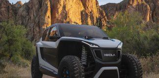 Nikola NZT: A fast, futuristic off-road Electric vehicle