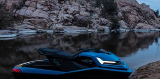 Nikola Wav: An all-electric jet-ski styled personal watercraft