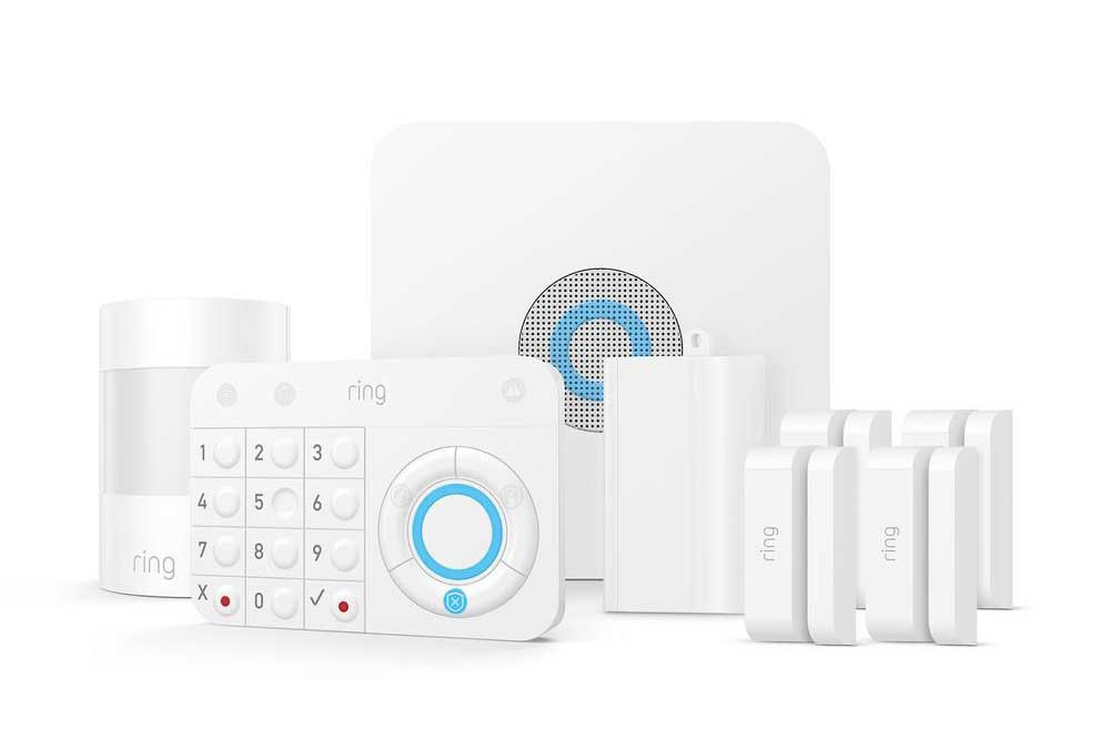 The excellent five-piece Ring Alarm system