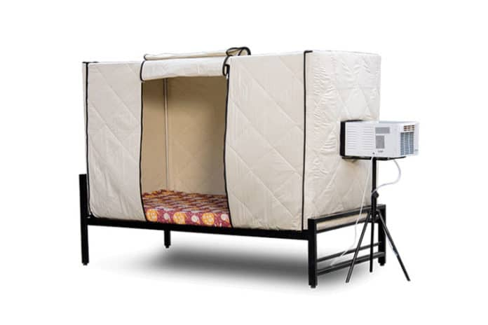 Tupik, personal bed Air Conditioner