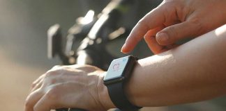 Stitch: Fastest, independent novel chip for wearables