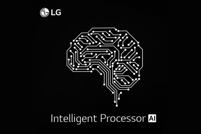 LG has developed its own artificial intelligence chip (AI Chip)/ Image: LG