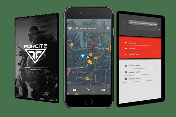Forcite App