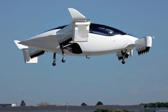 Lilium Jet all-electric five-seater air taxi takes its first flight