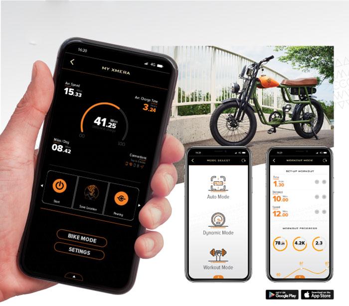 XMERA app