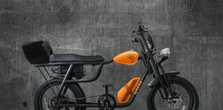 Xmera Bike – The first bionic bike