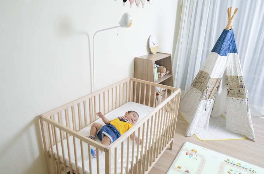 It brings peace of mind by helping parents protect their babies
