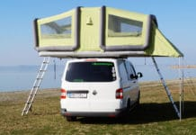 GT Sky Loft: Roof Top Tent for Families