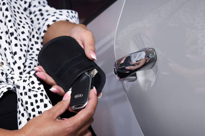 The KiaSafe case/ Image: Kia