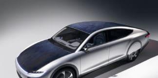 Lightyear One: World's first solar car / Image: Lightyear