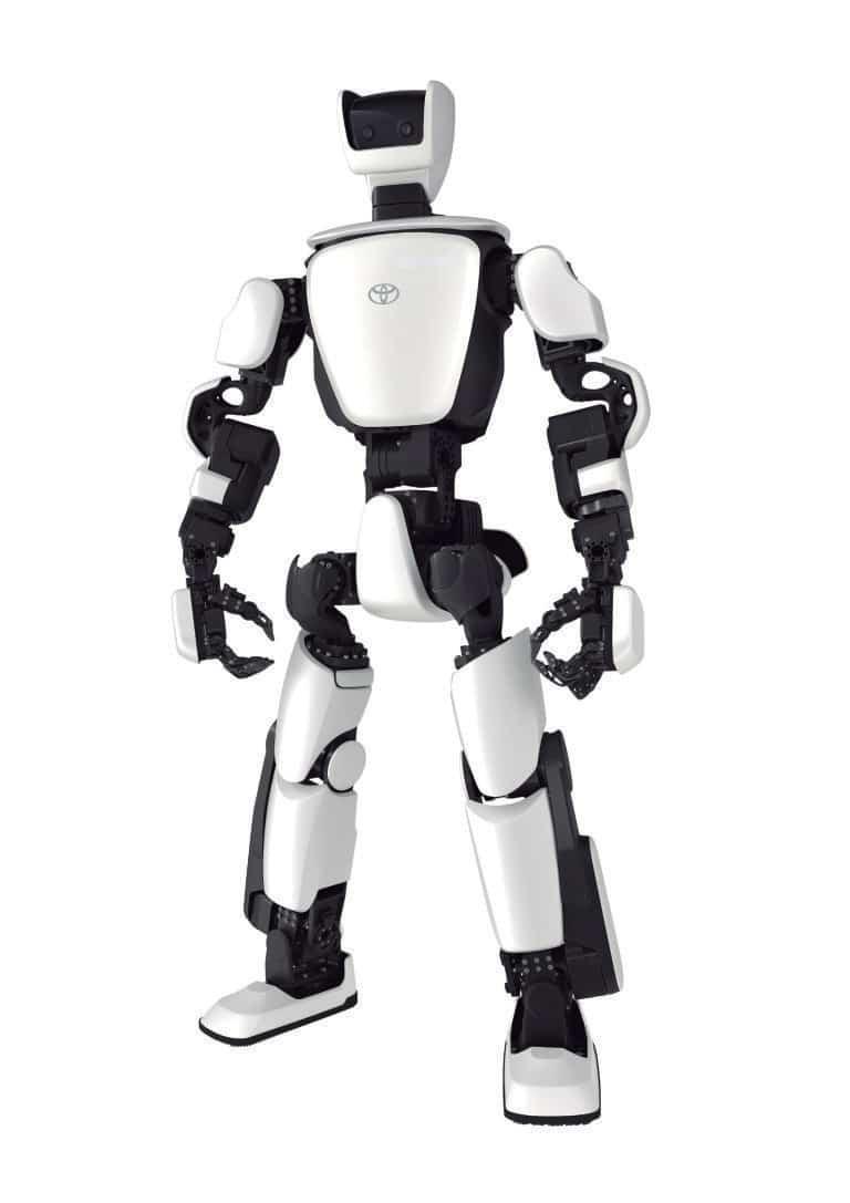T-HR3 Humanoid Robot