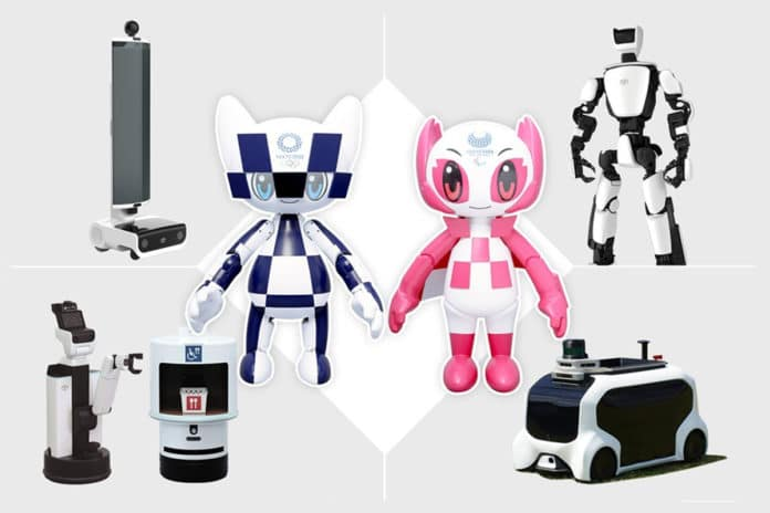 Tokyo 2020 Robot Project Toyota