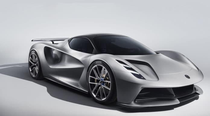 Lotus Evija: The world's first pure electric British hypercar/ Image: Lotus