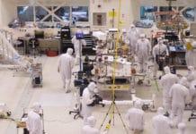 A Rover Pit Stop at JPL/ Image: NASA