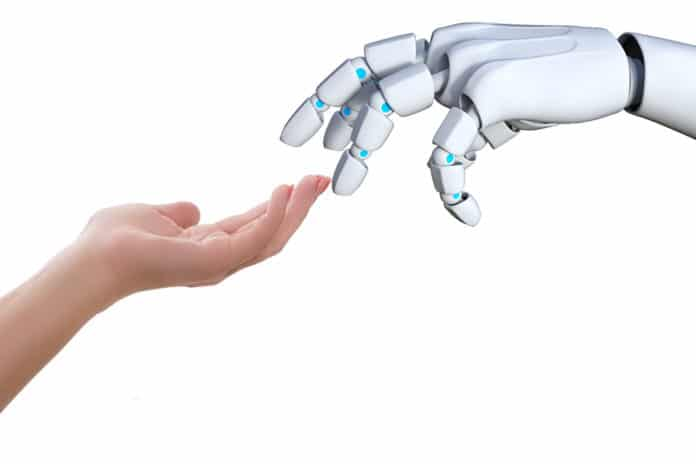 Giving exceptional sense of touch to robot/ Image: Pixabay