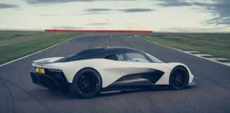 Aston Martin's latest mid-engined sportscar: Aston Martin Valhalla/ Image Credit: Aston Martin