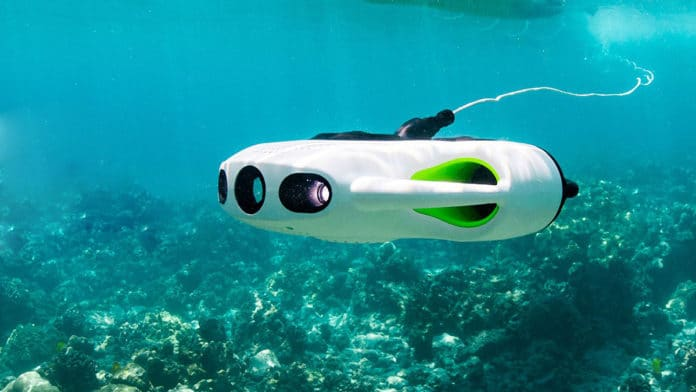 BW Space Pro 4K Zoom Underwater Drone/ Image Credit: Youcan Robot