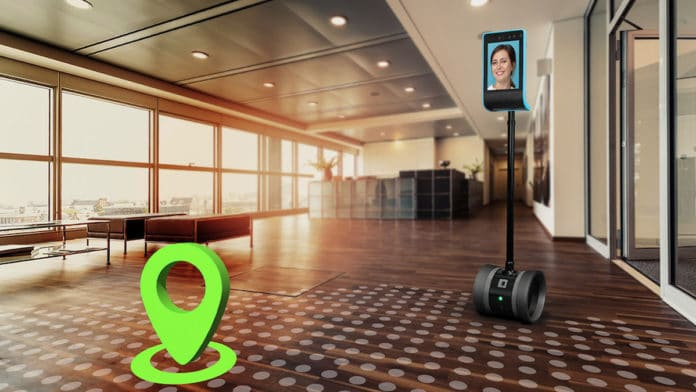 The Double 3 telepresence robot