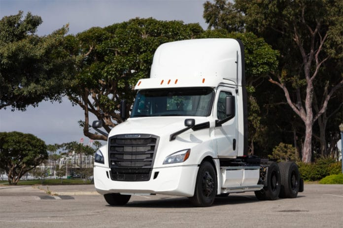 First Freightliner eCascadia Battery Electric Trucks Headed to Customers