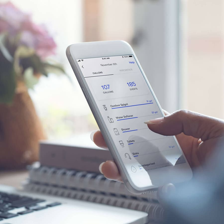 Track and view your water use daily and monthly to get ahead of your water costs, and see how your home compares to others.