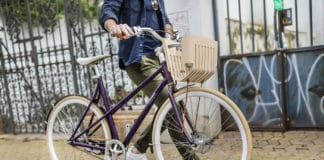 Re:Cycle, the bicycle made out of 300 recycled coffee pods
