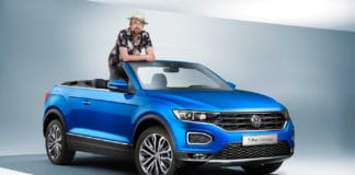 The T-Roc Cabriolet – a breath of fresh air in the SUV segment/ Image Credit: Volkswagen