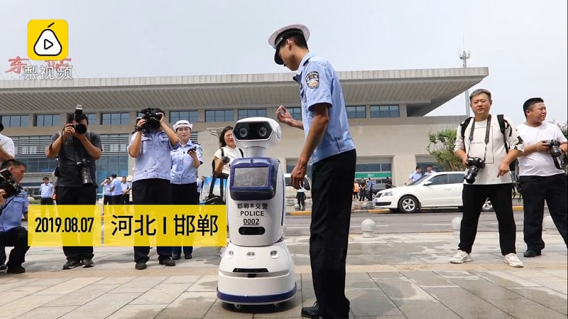 Robotic traffic consultants