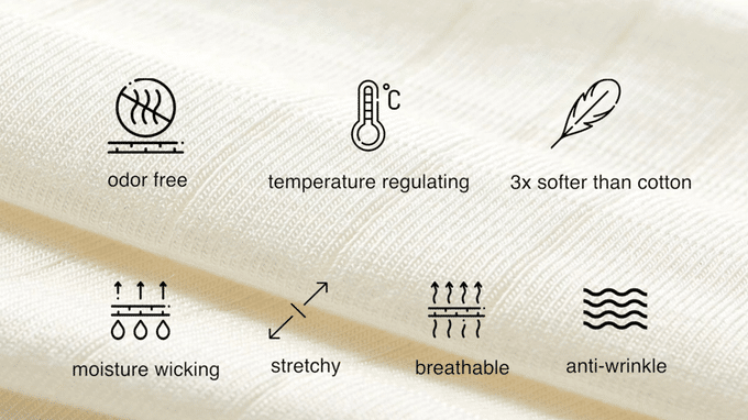 Features of Milk Fabric