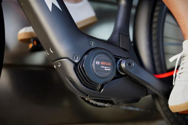 Allant+ pedal assist