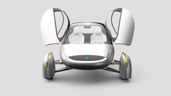 3-Wheeled Aptera Reboots as World's Most Efficient Electric Car