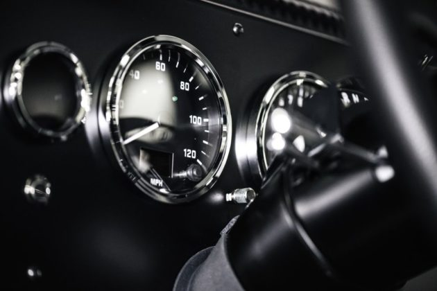 Bollinger Gauges Detail