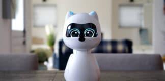 Kiki - an interactive AI robot for the home