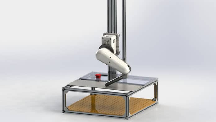 OpenLeg, a new open source project for building robot legs