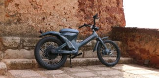 New Rottwellmeyer Otto electric moped