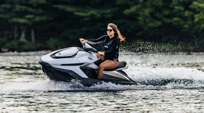 Taiga Orca: Electric jet ski