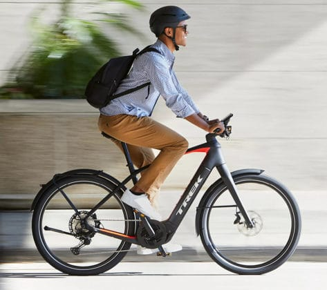 The Allant+ electric bicycle line