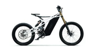 The UBCO FRX1 Freeride Trail Bike