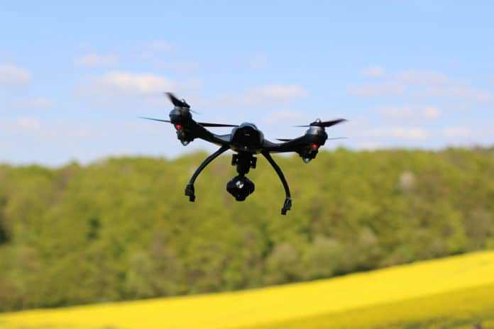 Drones could help get your car breakdown fixed faster